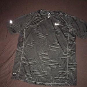 Nike running athletic T-shirt size large